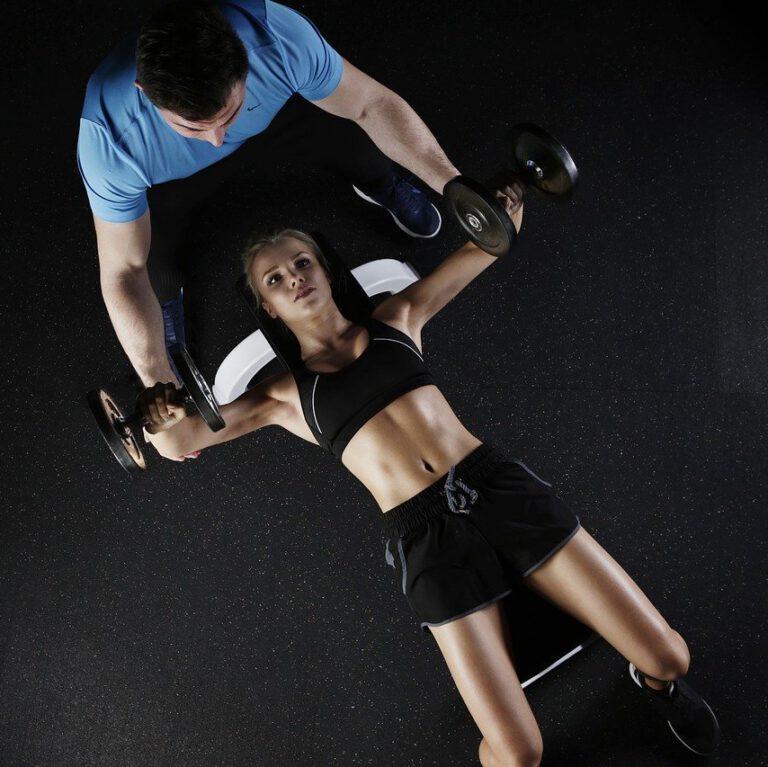 sport, strength training, woman